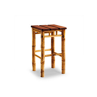 Margaritaville Trinidad Tiki Backless Barstool