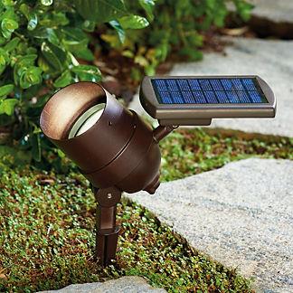 Smart Focus Solar Spotlight