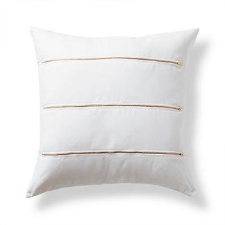 Cloud Triple Zip Outdoor Pillow by Porta Forma