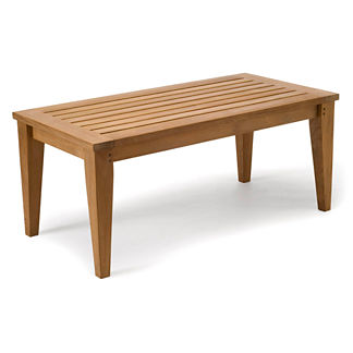 Isola Teak Coffee Table