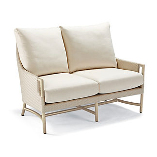 Enzo Loveseat with Cushions by Porta Forma