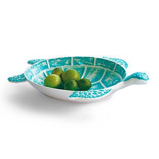 Marina Turtle Platter