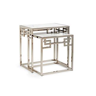 Greek Key Nesting Tables
