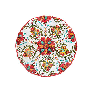 Allegra Salad Plates, Set of Four
