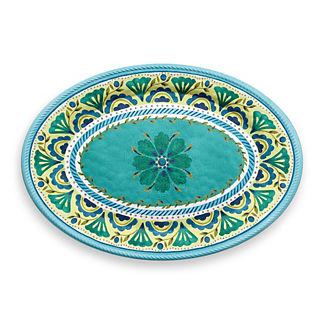 Chelsea Medallion Oval Platter