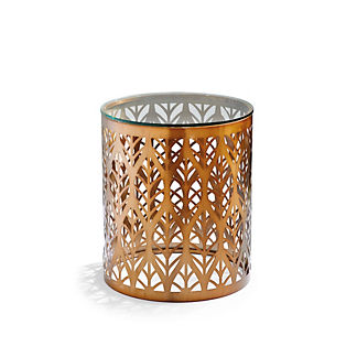 Downing Drum Side Table