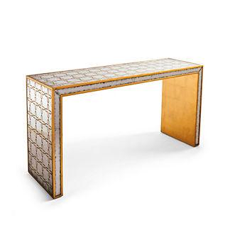 Dorchester Eglomise Console Table
