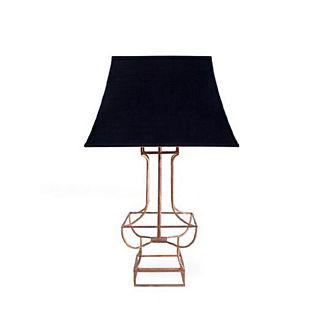 Skeleton Balustrade Lamp by Bliss Studio