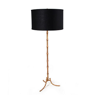 Cane Floor Lamp by Bliss Studio