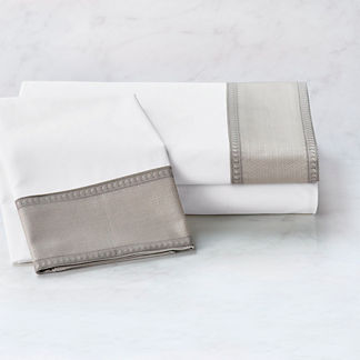 Allegra Percale Sheet Set