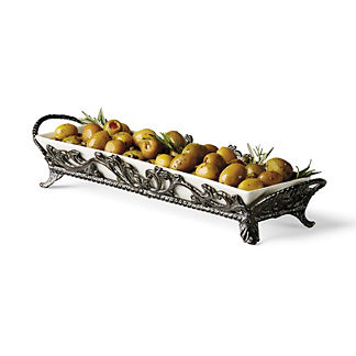 Kitchen Classics Rectangular Tray