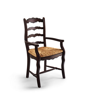 Clarmount Ladder Back Dining Arm Chair