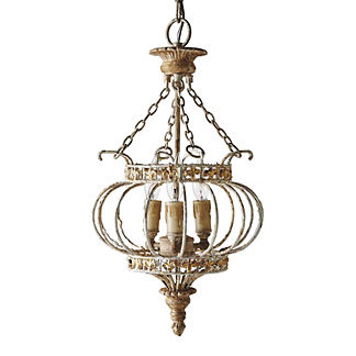 Chaumont 3-light Pendant