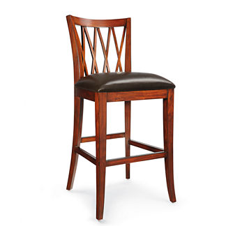 Asher Bar Height Bar Stool (30