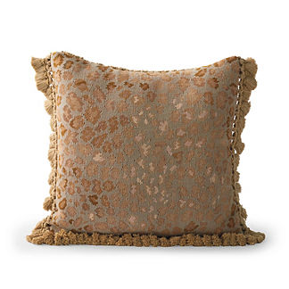 Leopard Decorative Aubusson Pillow