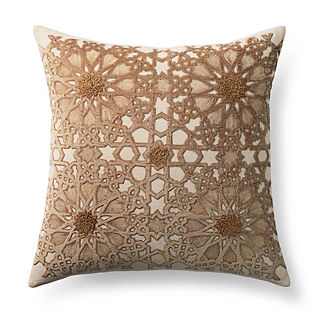 Velvet Tiled Decorative Pillow