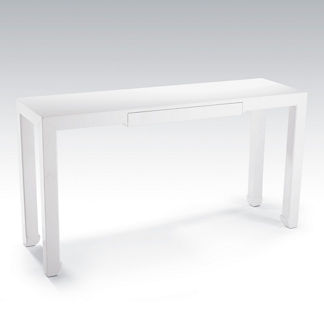Chippendale Console Table