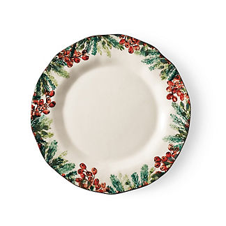 Woodland Dinner Plates, Set of Four