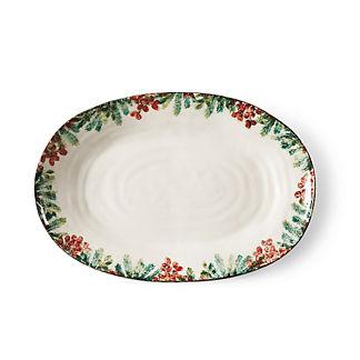 Woodland Oval Platter