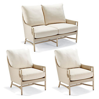 Enzo 3-pc. Loveseat Set by Porta Forma