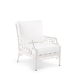 Ibis Isle Lounge Chair with Cushions