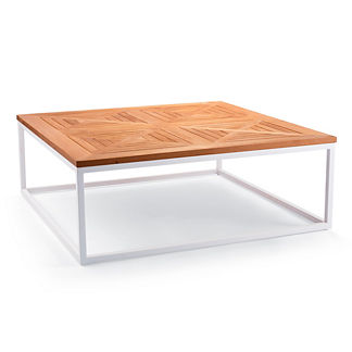 Emory Teak Coffee Table
