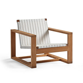 Laurent Lounge Chair by Porta Forma