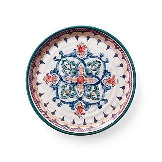 Mediterranean Plates, Set of Four