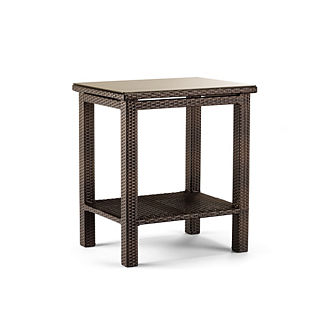 Palermo Counter-height Bar Table in Bronze Finish