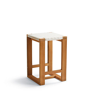 Laurent Backless Counter Stool by Porta Forma