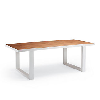 Laurent Rectangular Dining Table by Porta Forma