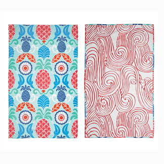 Hanalei Tide and Pool Towel