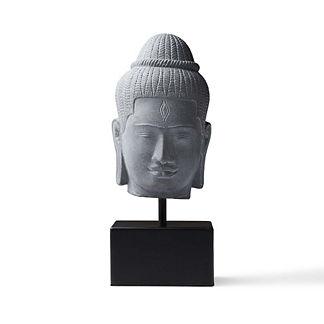 Buddha Head Statue