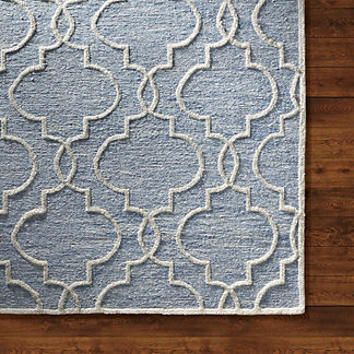 Chelsted Linen Area Rug