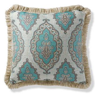 Royden Frame Persian Outdoor Pillow
