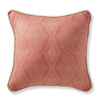 Satara Imprint Peche Outdoor Pillow