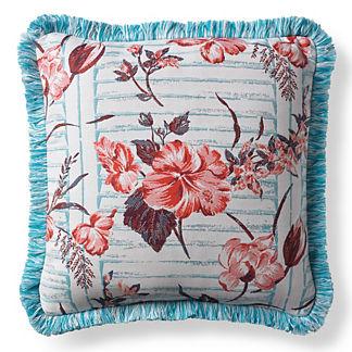Summer Romance Aruba Outdoor Pillow
