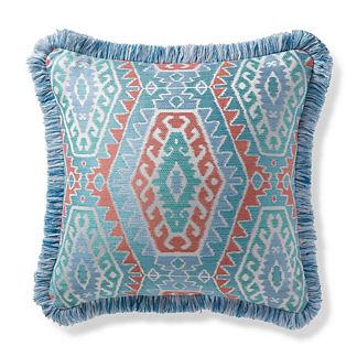 Tasova Air Blue Outdoor Pillow