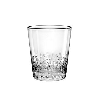 Cabo Double Old Fashioned Glasses, Set of Four