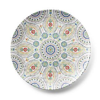 Kavala Dinner Plates, Set of Four