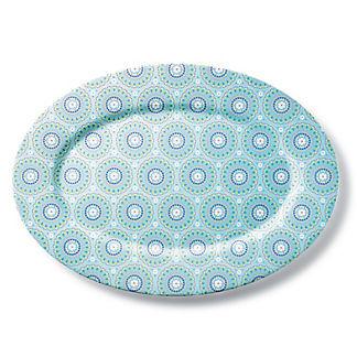 Kavala Oval Serving Platter