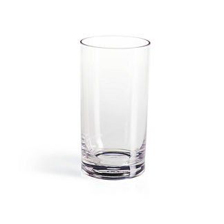 Frontgate Tritan Clear Highball Glasses, Set of Six