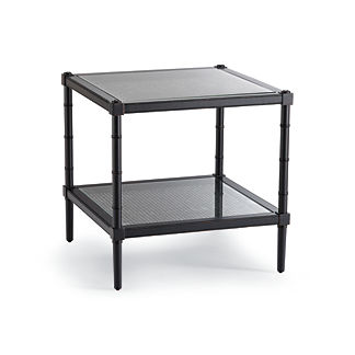 Oliver Cane Accent Table