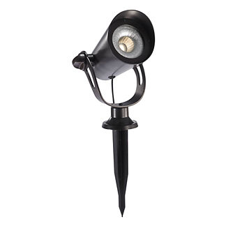 Pro Series Set of Two VI Solar Spotlight
