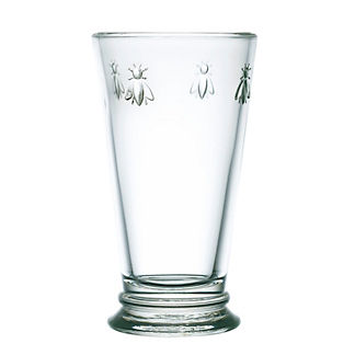 Bee Highball Glasses, Set of Six