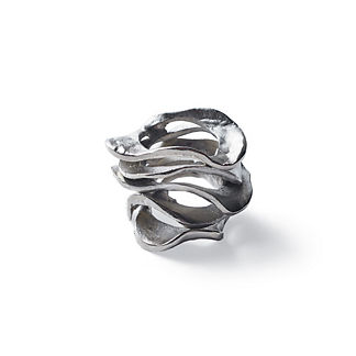 Flux Napkin Rings by Porta Forma, Set of Four