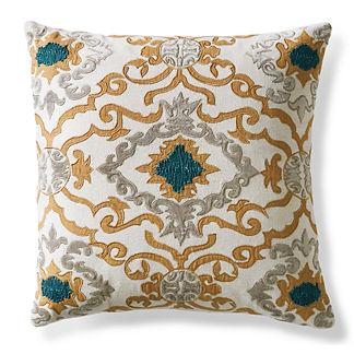 Priscilla Soutache Decorative Pillow