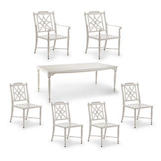 Giverny 7-pc. Rectangular Dining Set