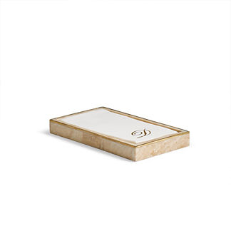 Ophelia Guest Towel Tray