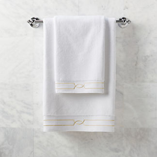 Resort Fretwork Bath Towel